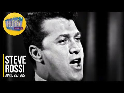 """Steve Rossi """"Al Di La"""" on The Ed Sullivan Show"""