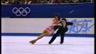 Lobacheva & Averbukh (RUS) - 1998 Nagano, Ice Dancing, Original Dance