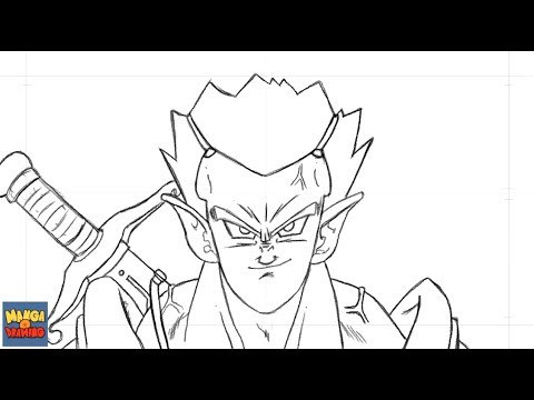 Comment Dessiner Son Personnage Dragon Ball Z