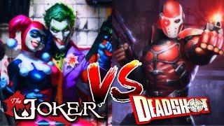 The Joker vs. Deadshot [Batman: Assault on Arkham]