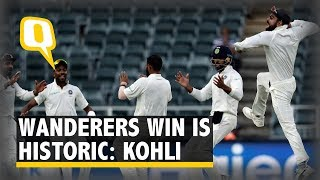 """It Was Important for us to Win"": Virat Kohli On Johannesburg Test 