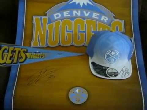 Ty Lawson Denver Nuggets Autographs   (My First Video)