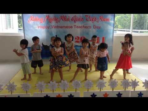 MN ANH DƯƠNG - TỔNG DUYỆT VĂN NGHỆ 20.11 - BONG HONG TANG CO