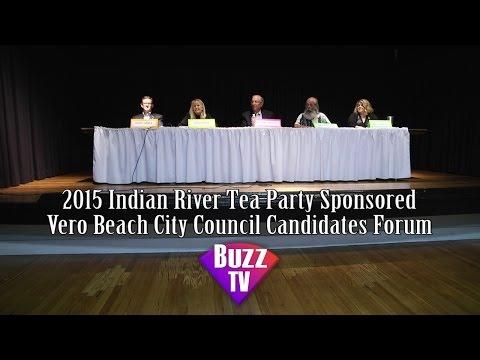 Vero Beach City Council Candidates Forum