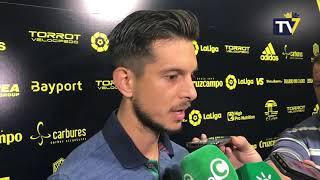 Marcos Mauro tras Cádiz-Alcorcón (23-09-18)