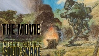 Repeat youtube video Metal Gear 2 - The Movie [HD] Full Story