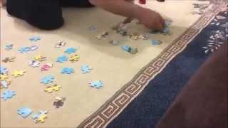 Kısa Sürede Puzzle Nasıl Yapılır