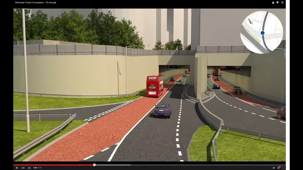 Silvertown Tunnel - Transport for London
