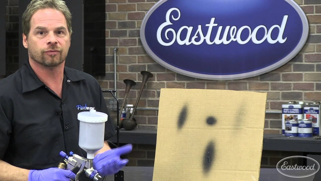 spray painting how to set up your hvlp paint gun with kevin tetz at. Black Bedroom Furniture Sets. Home Design Ideas