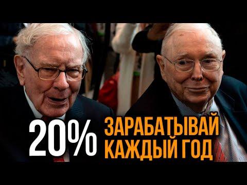 Инвестируй как Чарли Мангер. Правая рука Уоррена Баффета раскрыл секрет успеха Berkshire Hathaway