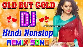 Evergreen Hindi Nonstop Dj Jhankar Beats 🎵 90'S Romantic Love Dj Songs   JUKEBOX   Old Hindi Mashup