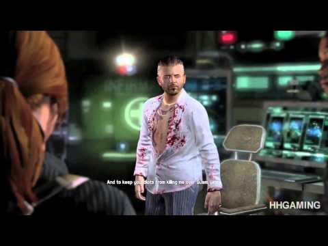Elias Toufexis Full Performance Capture Splinter Cell Blacklist  Andriy Kobin