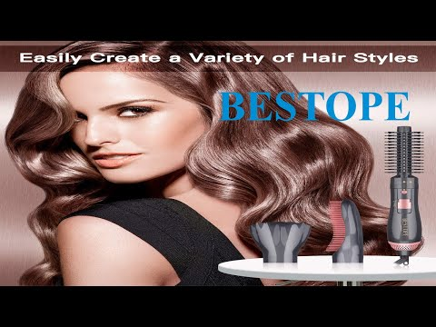 bestope-hot-air-brush-||-easily-create-a-variety-of-hair-style