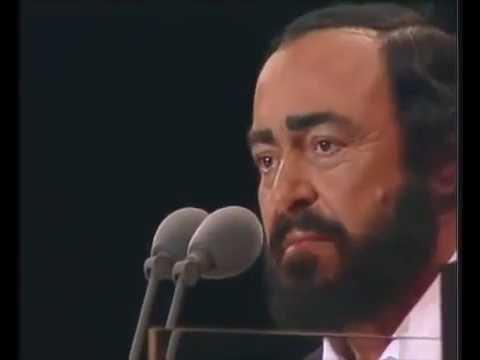 Luciano Pavarotti  - Caruso - Live in Paris - The Tenors