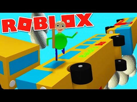 Play As It S A Baldi Obby What Is That Roblox Baldi S