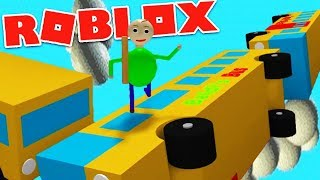 "PLAY AS ""IT'S A BALDI"" OBBY?! (What is that...) 
