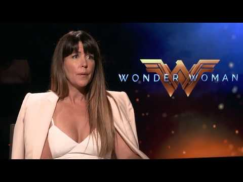 Wonder Woman Director Interview - Patty...