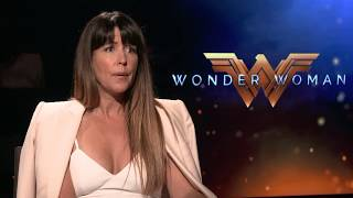 Wonder Woman Director Interview - Patty Jenkins