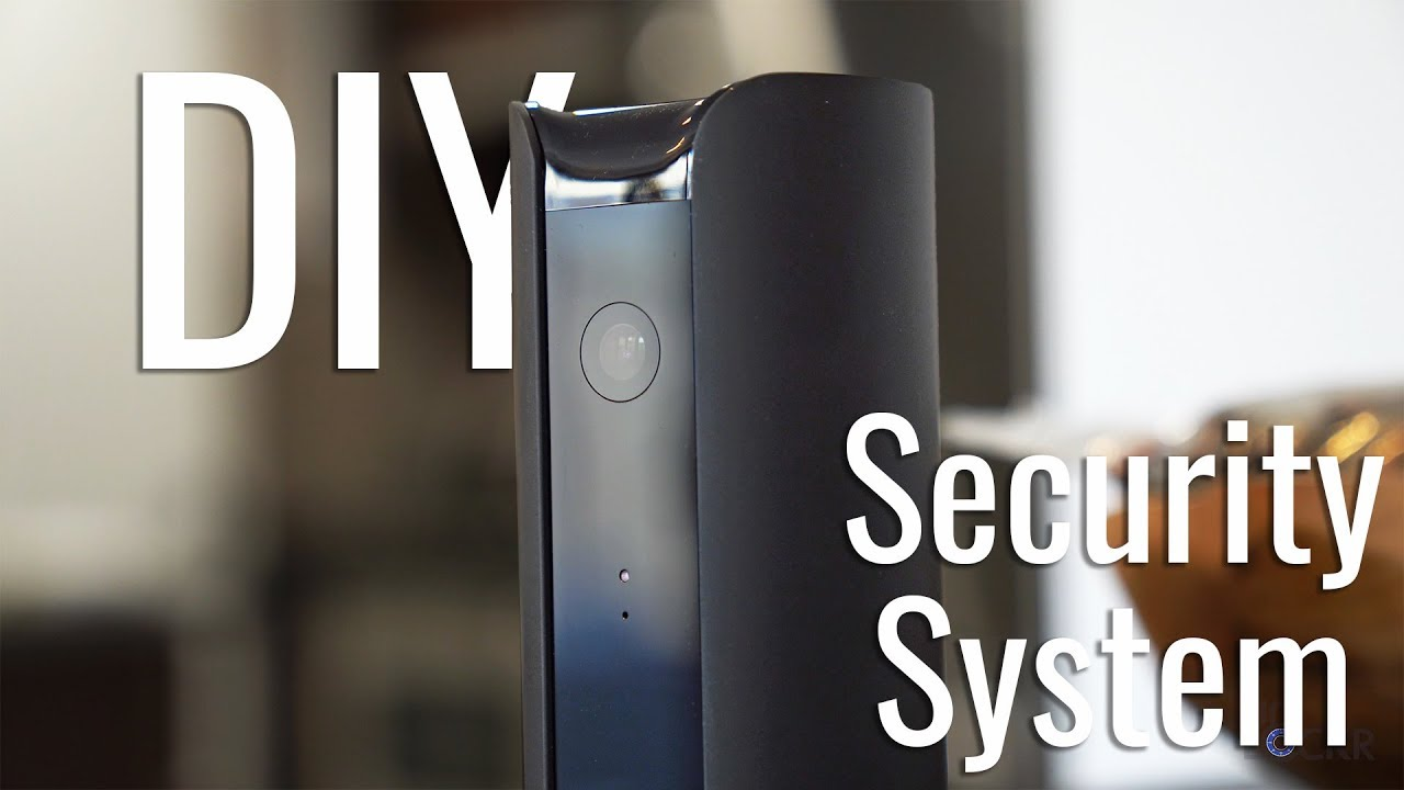 How To Make A Diy Smart Home Security System No Monthly Fees Youtube