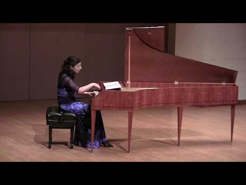 Highlights of Recent Performances - Andrea Botticelli, fortepiano