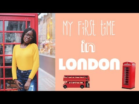 My First Time In London! | Travel Diary