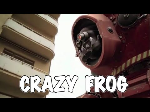 Crazy Frog   I Like To Move It! Prototype! Hd 60fps