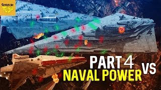 FIRST ORDER VS CLONE TROOPERS VS STORMTROOPERS (NAVAL POWER) PART 4