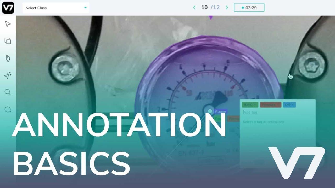 Annotation Basics (OLD) - V7 Darwin AI Academy