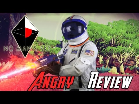 No Man's Sky Angry Review