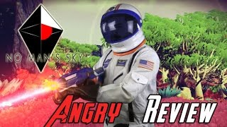 One of AngryJoeShow's most viewed videos: No Man's Sky Angry Review