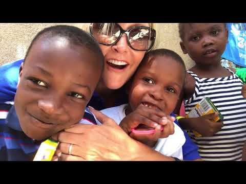 Amy Jacobson's Trip to Haiti with Food for the Poor