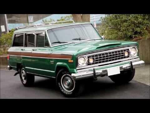 Jeep Wagoneer History