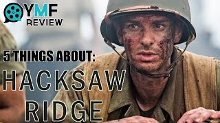 Hacksaw Ridge - Movie Review