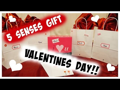 Diy 5 Senses Gift For Valentines For Your Boyfriend Husband Youtube,Most Googled Question Right Now