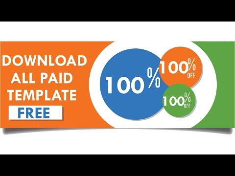 How to download any premium website template free from all websites (urdu/hindi)