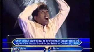 Real Slumdog Millionaire is first to win $1m on Indian gameshow