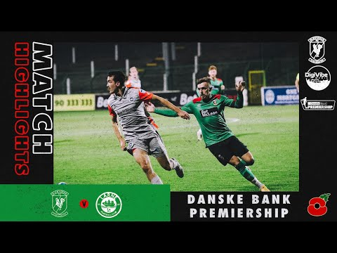 Glentoran Larne Goals And Highlights