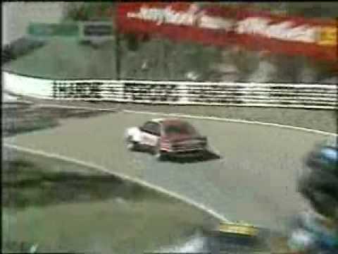 Bathurst 1981 - Peter Brock / Kevin Bartlett Touch- triggering axle failure?