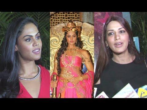 Aarambh Serial Episode 1 Screening - Karthika Nair, Sonali Bendre, Goldie Behl - Star Plus Serial