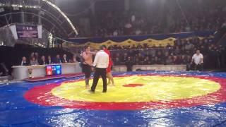 giorgi maxarashvili vs giga gelashvili cirki palavnoba 2013