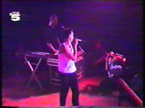 "Die Krupps : Machineries Of Joy live on ""Tanz House"" 1989"
