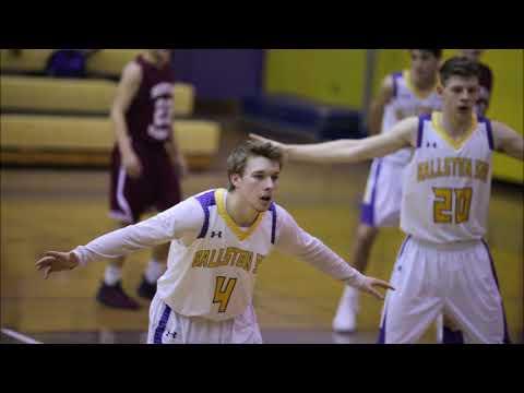 2018 Ballston Spa Basketball