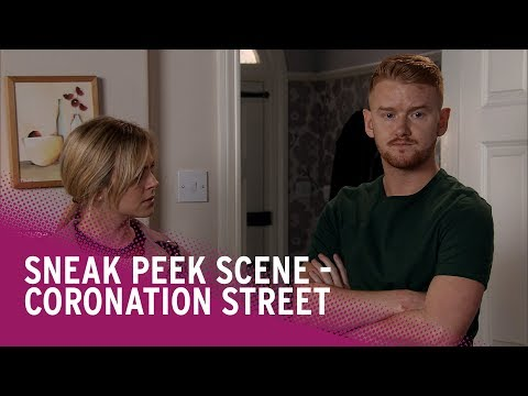 Coronation Street (Corrie) spoilers: Phelan aftermath - Sarah blames Gary - watch the scene