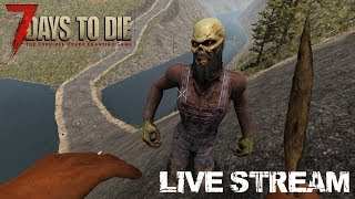 7 Days To Die | Live Stream (Alpha 16 | Experimental) - The Paint Job