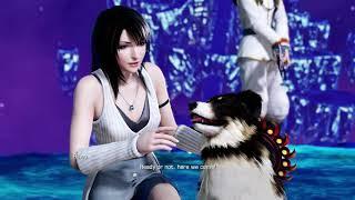 Dissidia Final Fantasy Nt - All Rinoa Intros