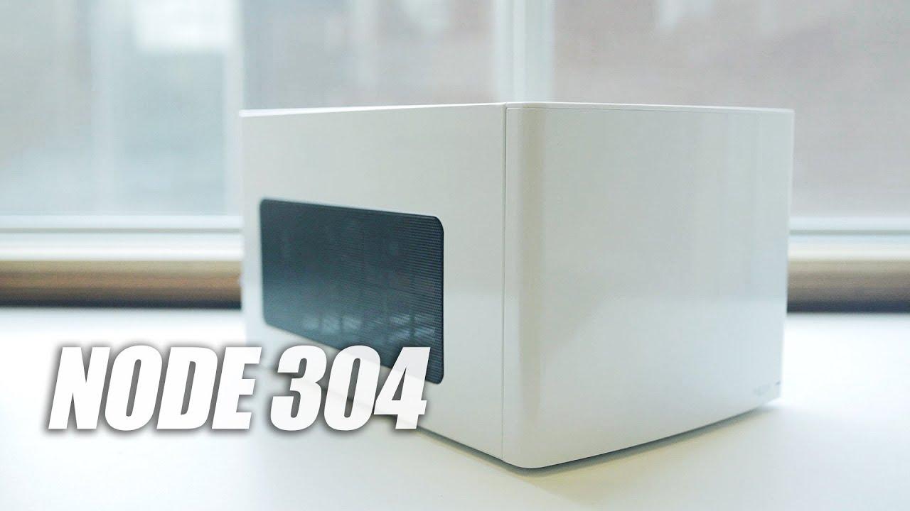 Fractal Design NODE 304 MITX Case Review
