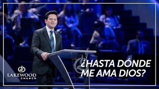 Danilo Montero - ¿Hasta dónde me ama Dios? Video