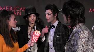 Palaye Royal Talks American Satan Music