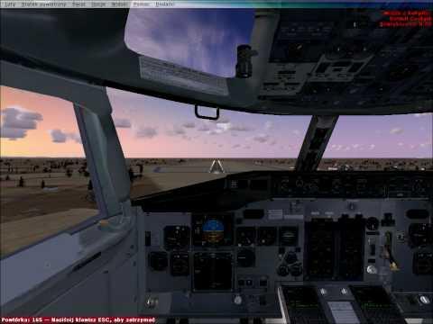 FSX Easy Jet Poland
