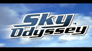 Classic PS2 Game Sky Odyssey on PS3 in HD 720p